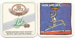 #D160-229 Vilte Hofbrauhaus Hatz - Sous-bocks