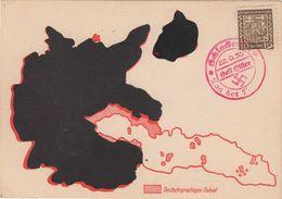 Schlackenau:22.9.38.Tag  Der Befreiung - Tchécoslovaquie