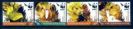 New Zealand 2005 Endangered Species - Kakapo Set Used (SG 2811-14) - Nuova Zelanda