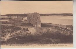 22 - SABLES D'OR LES PINS - La Plage Et Villa Maner-Kezec - - Autres Communes