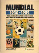 1930 / 1982 MUNDIAL ITALIA NAZIONALE DI CALCIO - Libri, Riviste, Fumetti
