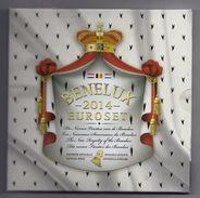 BELGIE -BELGIQUE EUROMUNTEN BU-set 2014 -  BENELUX - Belgique