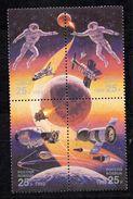 Serie Nº 5948/51 Rusia - Astrología