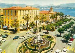 Cpsm  -    Corse - Ajaccio- Place Foch     Y178 - Ajaccio