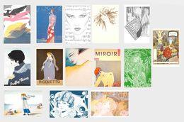 Lot De 14 Cartes - Art Nouveau - Romantisme Beauté Féminine - Illustrations - Illustrateurs & Photographes