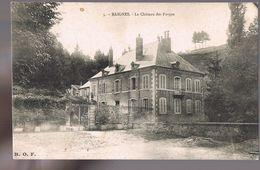 BAIGNES . Le Château Des Forges . - France
