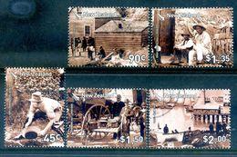 New Zealand 2006 Gold Rush Set Used (SG 2899-903) - Nuova Zelanda