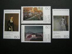 Paintings In National Gallery Of Armenia. Armenia 1997 ** MNH # Mi. 311/4 - Armenia