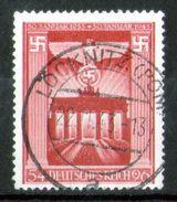 ALEMANIA REICH-Mi. 829-Yv. 761 -N-10551 - Oblitérés