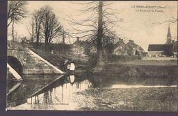 LE MENIL - BROUT . Le Pont Sur La Vesone . - France