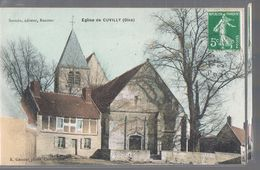 Eglise De CUVILLY . - Francia
