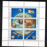 Serie Nº 884/9 Mozambique. - Astrología