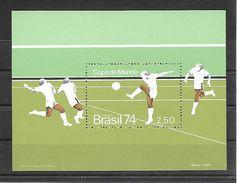 Bresil Bloc CM 74 ** - Coppa Del Mondo