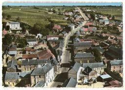 CPSM    49     CONCOURSON    1976    VUE AERIENNE  CENTRE VILLAGE - Autres Communes