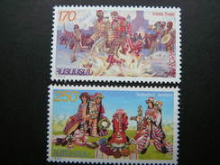Europa - National Festivals. Armenia 1998 ** MNH # Mi. 335/6 - Armenia