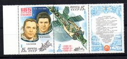 Serie Nº 4786/7  Rusia - Astrología
