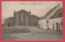 Souvret - Ferme Monsieur Mattez ( Voir Verso ) - Courcelles
