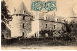 Rilhac Le Chateau - France