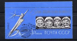 Sello Nº 2601  Rusia - Astrología