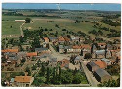 CPSM  08    TOURNES    1974     VUE AERIENNE CENTRE VILLAGE - France