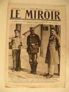 Le Miroir,la Guerre 1914/1918 - Journal N°109 - 26/12/1915,Gorges Du Rajec, Le Front Du Vardar, - Newspapers