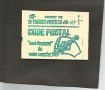 CARNET  1893 C1    Cote 46,00  Numéroté - Usage Courant