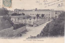 (19)   PERTUIS - Ecole Communale - Pertuis
