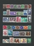 INDIA - Selezione Di 100 Francobolli Annullati - Collezioni & Lotti