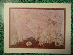 GV N°271 - CARTE DE MARSEILLE - ATLAS DE LOUIS XIV - FORMAT PLANCHE 38.9 Cm X 29 Cm - Andere