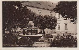 AK Ossegg Osek Stift Stiftshof Garten Kloster A Dux Duchov Oberleutensdorf Litvinov Haan Haj Klostergrab Teplitz Teplice - Sudeten
