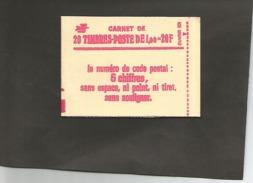 CARNET  1972 C3 Conf 8  Et 3.2.78 Daté  Cote 48,00 - Freimarke