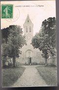 LAGNY - Le - SEC . L'Eglise . Animé . - France