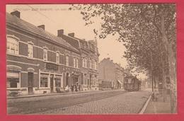 Montignies-sur-Sambre -  Un Coin De La Place ... Tram  - 1929 ( Voir Verso ) - Charleroi