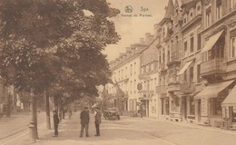 CPA Liège - Spa. - Avenue Du Marteau. Nels Série 18 N°74 - Spa