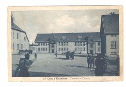 Elsenborn - Camp D'Elsenborn - Caserne I Et Cinéma - 1932 - éd. Flor. Robert, Elsenborn - Elsenborn (camp)