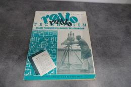Revue - Radio Technicien Organe Technique De La Radio Et De La Télévision N°12 - 1947 - - Appareils