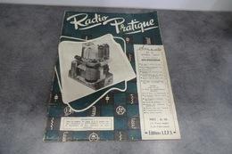 Revue - Radio Pratique N°77 - 1957 - Sans Le Supplément - - Appareils