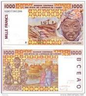 Bénin 1000 FRANCS Pick 211Bm NEUF - Benin