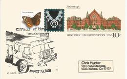 NEW-YORK. Clayville Fire Rescue Service Centenary. Postal Stationery USA - Postal Stationery