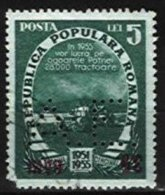 RUMANIA, Yv 1196, Used, F/VF - Used Stamps