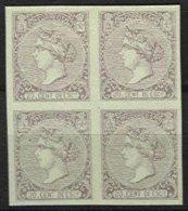 SPAIN, Yv 84, (*) MNG, F/VF, Cat. € 860,00 - 1850-68 Kingdom: Isabella II