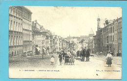 BASTOGNE - CENTRE DE LA VILLE - Bastogne
