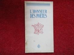 L'honneur Des Poètes / De 1944 - Poésie