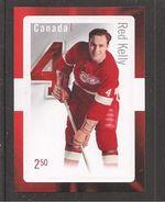 CANADA , 2014, #2793 , ORIGINAL SIX: RED KELLY,   SS, Mnh - Blocs-feuillets