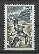 FRENCH  ANTARCTIC TERRITORY  TAAF  1969  BIRD,CAPE PETREL   MH - Non Classés