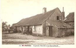 St. Antonius : Typische Boerderij Op Zoerselhoek - Non Classés