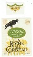 Rare // Vinzel, La Roche Au Corbeau 1963, Hammel SA Rolle, Vaud // Suisse - Etiquettes