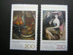 Museum Of Russian Art. Armenia 2004 ** MNH # Mi. 492/3 - Armenia