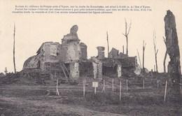 Ieper, Ypres, Ruines Du Château De Potyze Près D'ypres (pk38567) - Ieper