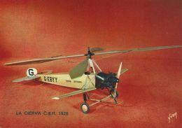 CPM-1970-COLLECTIONS MUSEE De L AIR-Modele Réduit 1/10-N°34-Le CIERVA C 8.11 1928-TBE - 1946-....: Moderne